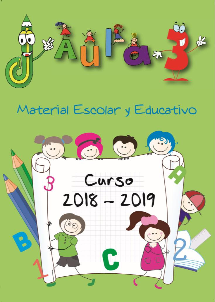 4454b30c5 Aula 3 - Material Escolar y Didáctico - Equipamiento y Mobiliario ...