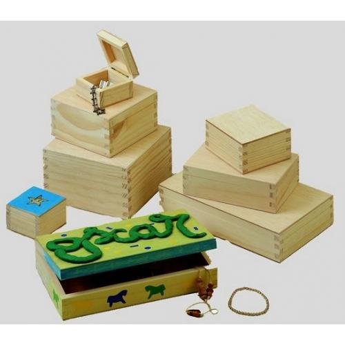 Caja de madera para decorar 23x14 5 - Cajitas de madera para decorar ...