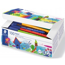 ROTULADORES CLASS-PACK 100 UND STAEDTLER