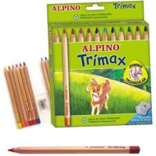 ALPINO TRIMAX 12 COLORES