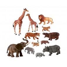 ANIMALES SALVAJES ESTUCHE 12 ANIMALES  25137