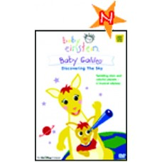 DVD BABY GALILEO