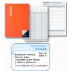 CUADERNO DUPLEX  ADDITIO