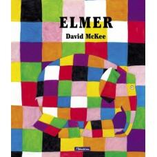 LECTURA  EL ELEFANTE ELMER  BEASCOA