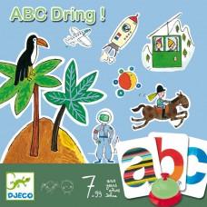 JUEGO  ABC DRING  DJECO