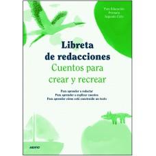LIBRETA DE REDACCIONES 1º CICLO PRIMARIA
