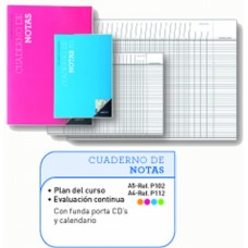 CUADERNO DE NOTAS  A-5  ADDITIO