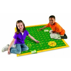 ALFOMBRA DE TABLAS DE MULTIPLICAR LEARNING RESOURCES