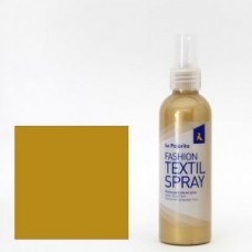 TEXTIL SPRAY LA PAJARITA ORO  100 ml